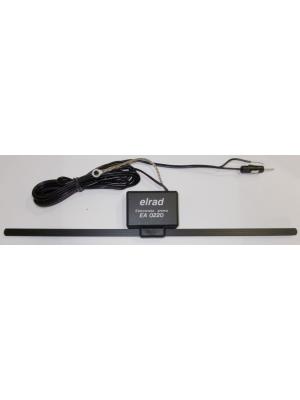 Κεραία FM αυτοκινήτου με ενισχυτή (εσωτερική) model EA 0220
