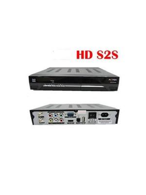 Δορυφορ. ψηφιακός δέκτης, AZ-FOX S2S HD