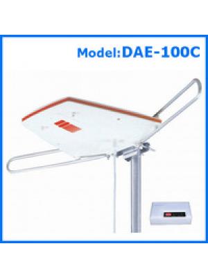 Κεραία TV, για τροχόσπιτα, σκάφη, μπαλκόνια, DAE-100C