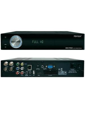 Δορυφ. & Επίγειος ψηφιακός δέκτης, OPTICUM HD TS-9600 COMBO