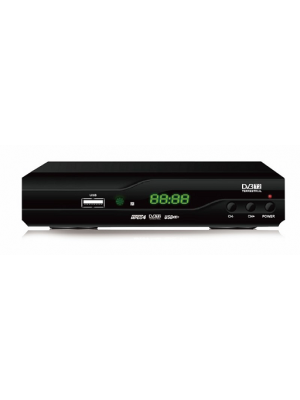 HDT-550 T2, Επίγειος Ψηφιακός Δέκτης