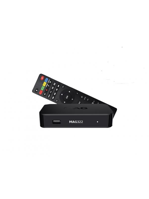 MAG-322 IPTV RECEIVERS