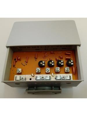 Ενισχυτής ιστού VHF-BIV-BV-UHF, 30dB ρυθμιζ. Model MAS-30/345R (άνευ τροφοδοτικού) VICKY Made in Italy