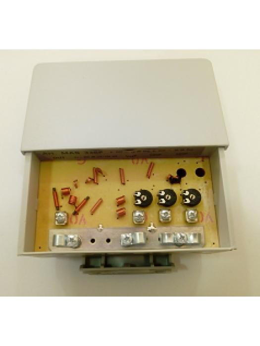 Ενισχυτής ιστού VHF-UHF-UHF 18-30dB, ρυθμιζ. Model MAS-33SP (άνευ τροφοδοτικού) VICKY made in Italy
